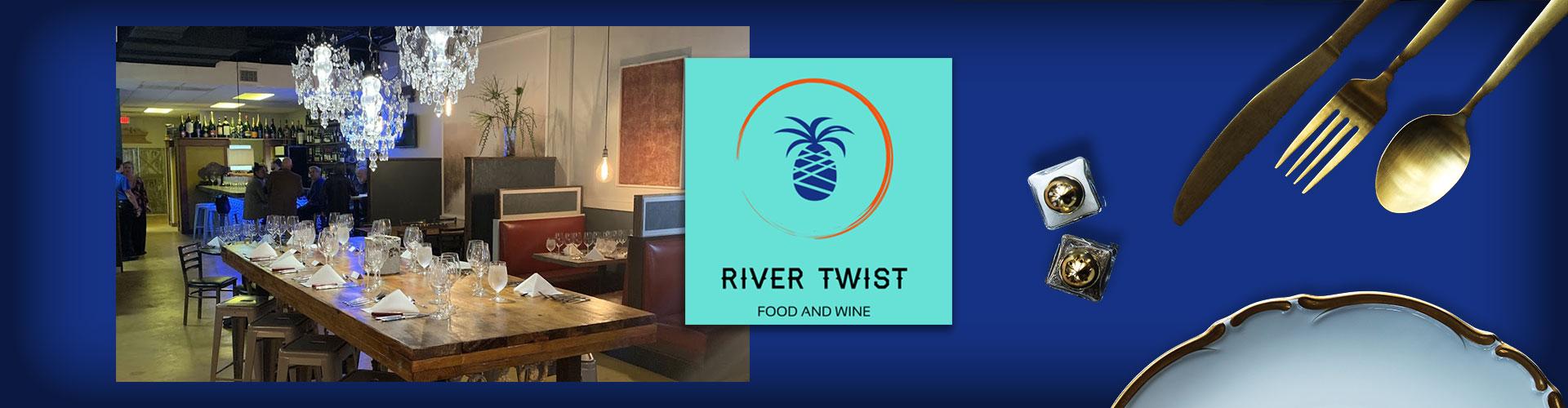 spring dinner river twist